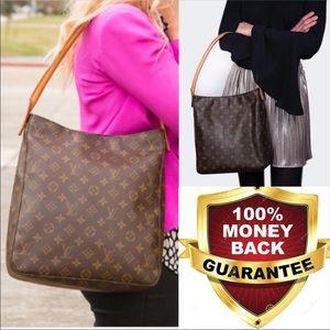 ❤️AMAZING Louis Vuitton zipper tote